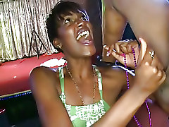CFNM Club Dancing Bear Party Stripper