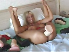 Babes Gaping Sex Toys