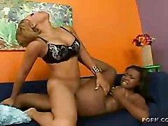 lesbian pussy licking black sucking ass ebony titties movie tribbing trib ultimate