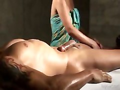 massage penis cumshot hands