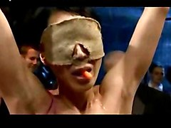 Asian BDSM Public Nudity