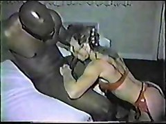 Interracial Matures Stockings