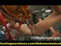 Anal Blonde Brunette Machine Masturbation Orgasm Solo Sybian