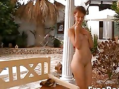 Masturbation Softcore Teen girl strip stripping tease teasing