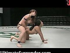 Big Tits Wrestling