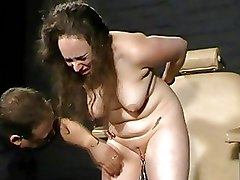 Amateur BDSM BDSM crying extreme kinky pain and pleasure tears