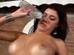 hardcore cock brazilian hottie off body sucks shows carol