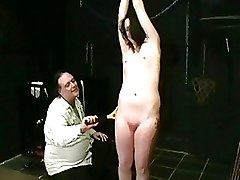 BDSM Bondage Electricity Torture dungeon electro extreme tears