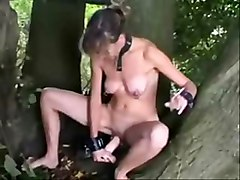 Amateur BDSM Public Nudity
