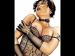Big Tits Comics Cartoons Futanari