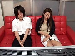 experiment son mother family masturbating watching mom asian