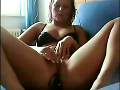pussy panties amateur redhead masturbation solo realamateur