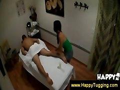 massage masseuse asian cfnm softcore