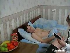 russian nurse milf mature