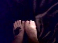 BBW Foot Fetish