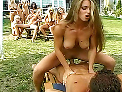 Group Sex Outdoor