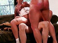Big Tits Anal Asian Group Facials Interracial Double Penetration Anal Sex Asian Big Tits Black-haired Cum Shot Double Penetration Facial High Heels Interracial Pornstar Shaved Threesome Vaginal Sex Ava Devine