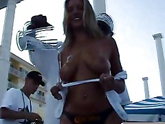 Public nudity Reality blonde drunken facebook myspace wasted