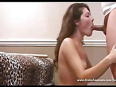 Amateur Deep Throat Teen