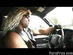 ebony black and busty hardcore
