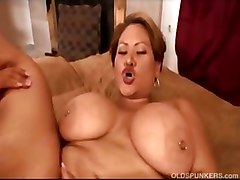 big tits mature milf anal facial cumshot hardcore