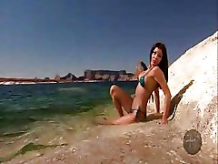 Beach Bikini Pornstars