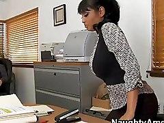 Big Tits Office Secretaries