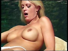 Blonde Blonde Blowjob Caucasian Couple Cum Shot Licking Vagina Oral Sex Outdoor Pool Shaved Vaginal Sex Young & Old