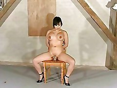 BDSM Waxing crying dungeon extreme