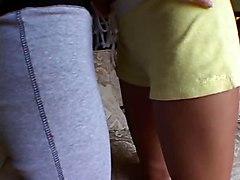Babes Close-ups Lesbians
