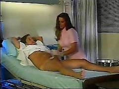 Doggy Style Hospital Nurses Stockings White