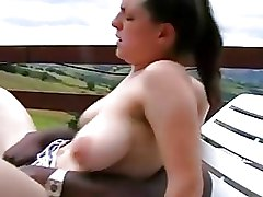 Anal Interracial Outdoor