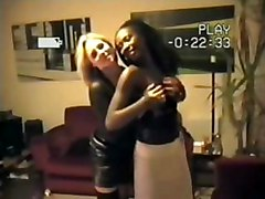 celebrity lesbian home video