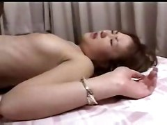 Fucking her asian cunt
