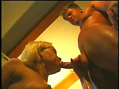 Anal Blonde Anal Sex Blonde Blowjob Caucasian Couple Cum Shot Deepthroat Gagging Oral Sex Rimming Vaginal Sex
