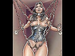 BDSM Art Cartoons