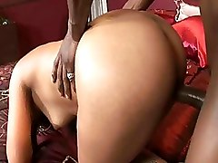 Big Ass Ebony Hardcore