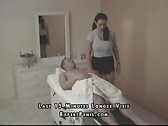 anal massage big boobs