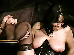 BDSM Whipping bastinado cane dungeon feet foot pain slave