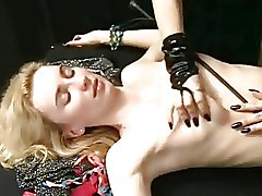 BDSM Bondage Lezdom leather latex dominance fetish pain lezdom
