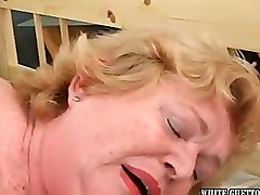 Bedroom Granny Hardcore