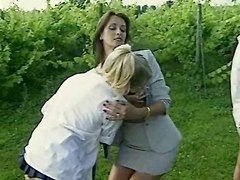Amateur Lesbians Voyeur