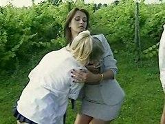 Amateur Lesbians Voyeur