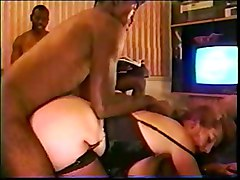 Gangbang Interracial Matures