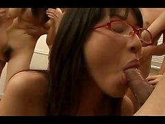 Bukkake Group Sex Japanese
