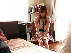 Private Teacher Is College Student Miyu Misaki