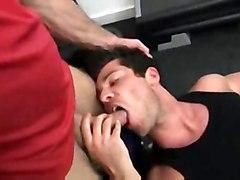 hairy tattoo daddy gym gay