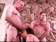 British Threesomes Tits