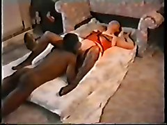 Amateur British Interracial