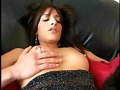 Black-haired Blowjob Caucasian Couple Cum Shot Licking Vagina Oral Sex Shaved Small Tits Tattoos Vaginal Sex Arianna Gold